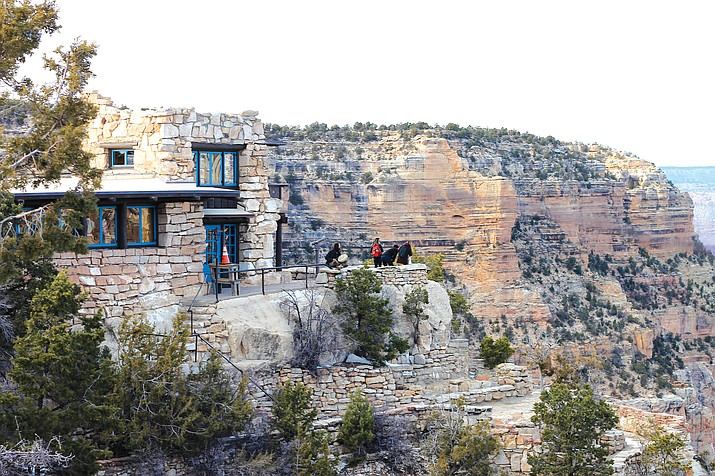 Grand Canyon National Park remains open, however, because of public health concerns related to COVID-19, some park facilities are closed and some related activities have been cancelled. (Loretta McKenney/WGCN)