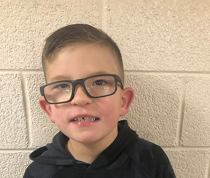 HUSD Student of the Week: Bryaden Crain