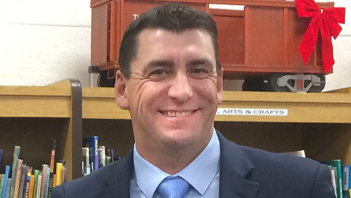 Humboldt Unified School District superintendent Dan Streeter. (Courier, file)