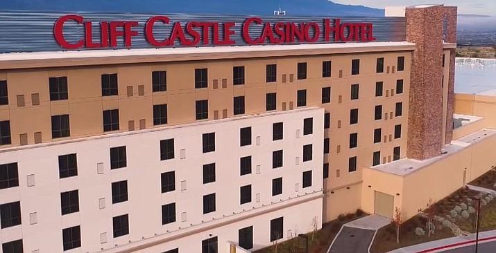 Cliff Castle Casino courtesy photo