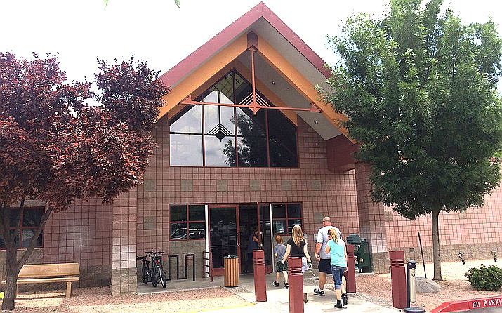 The Cottonwood Public Library will be closed Friday, Oct. 16 until further notice, due to a volunteer testing positive for COVID-19. VVN File Photo.