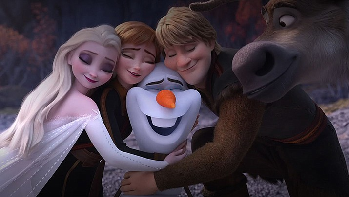 """Disney's """"Frozen 2"""" has been released three months early for families cooped up by the coronavirus. (Disney)"""