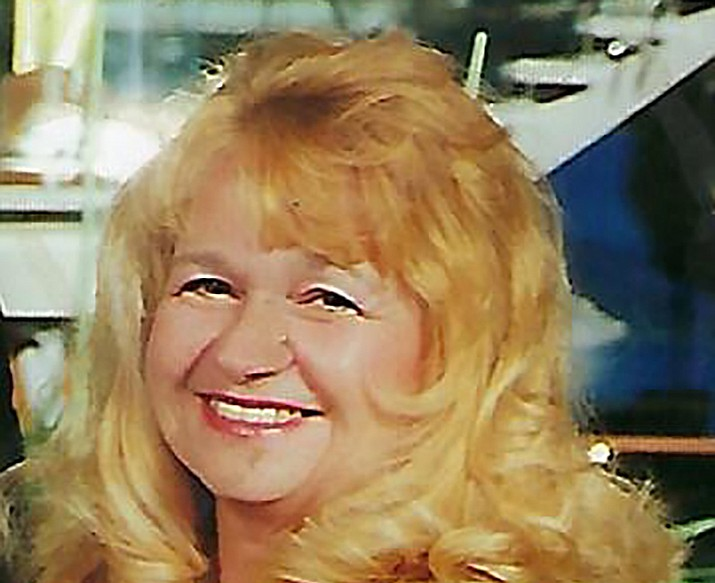 Patricia 'Patsy' Weatherford