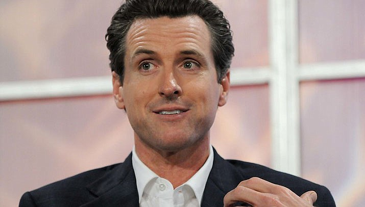 California Gov. Gavin Newsom, warning that the coronavirus could overwhelm the state's health care system, has ordered 40 million residents to stay home to try to halt the spread of the coronavirus. Residents will be allowed to leave to purchase essentials, run errands and exercise. (Photo by JD Lasica, cc-by-sa-2.0, https://bit.ly/3bbUNOt)