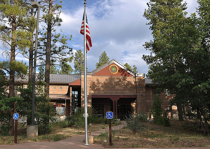 Kaibab National Forest Clover Ranger Station (Wendy Howell/WGCN)