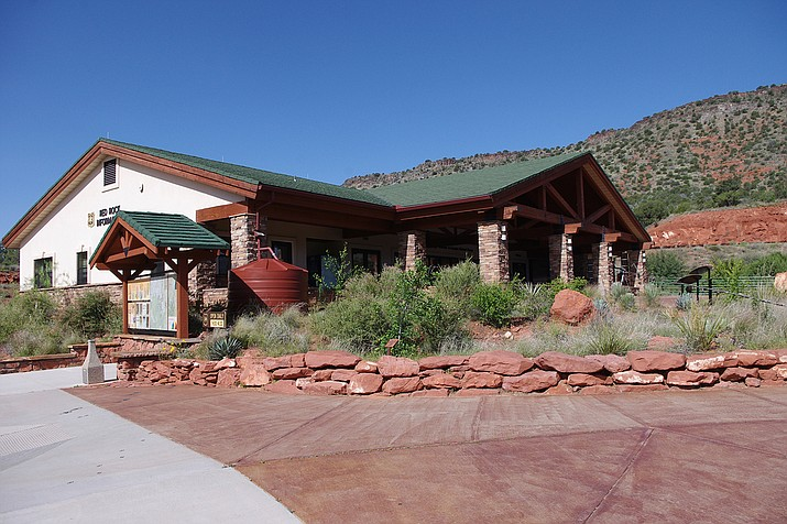 The Red Rock Ranger District Visitor Center on the Coconino National Forest is one of many facilities closing on the Coconino National Forest amidst the coronavirus pandemic. (Photo/USFS)
