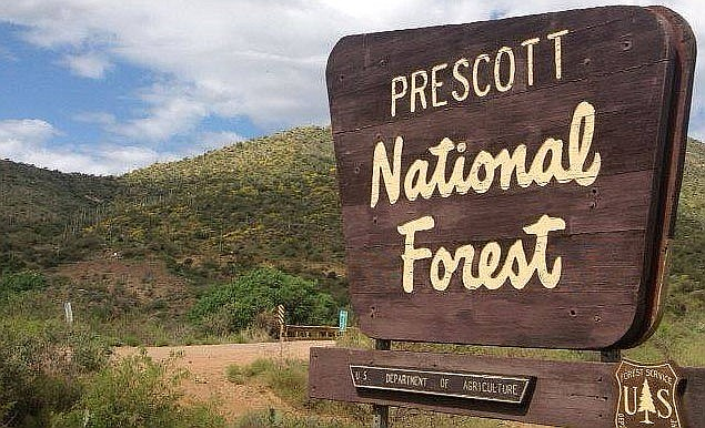 The Prescott National Forest began an orderly closure of developed recreation sites on Monday, March 23, to protect public health and safety and to align with state and local measures already in place to contain the COVID-19 outbreak. (Photo/Prescott Daily Courier)
