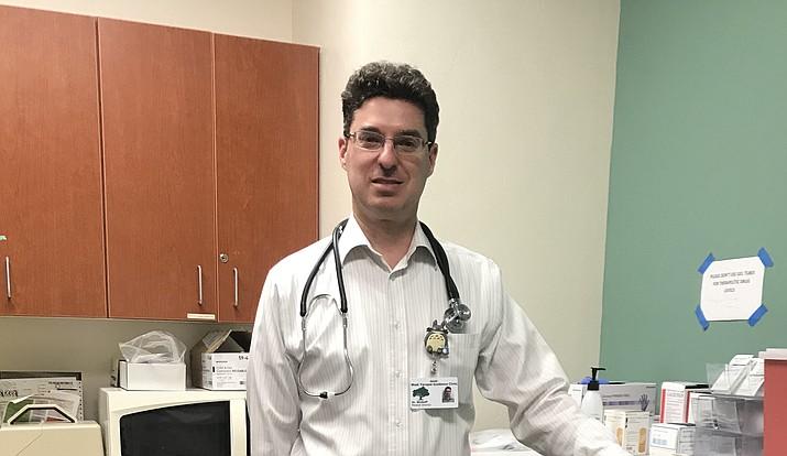 West Yavapai Guidance Clinic: Dr. David Wolkoff, medical director. (West Yavapai Guidance Clinic/Courtesy)