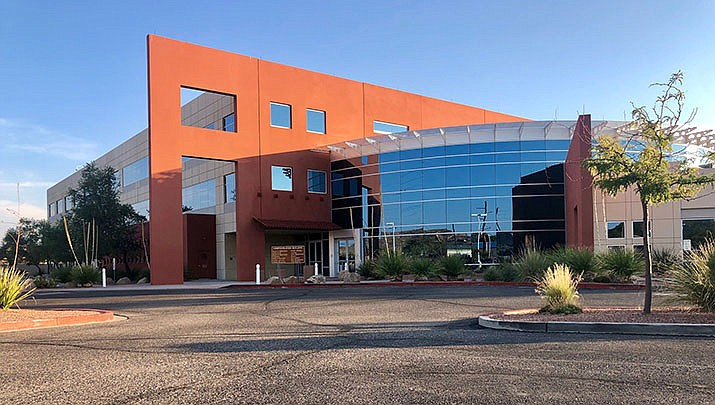 A fourth case of the COVID-19 virus was reported in Mohave County on Friday, March 27. The Mohave County Administration Building, 700 W. Beale St. (Miner file photo)