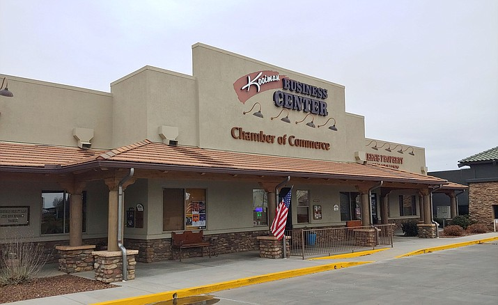 The Prescott Valley Chamber of Commerce is seen in this file image. (Courier, file)