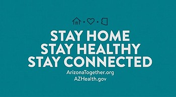 Arizona governor issues stay-at-home order effective Tuesday photo