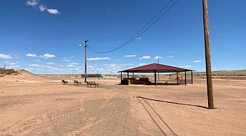Curfew takes effect for Navajo Nation as COVID-19 cases reaches 128 photo