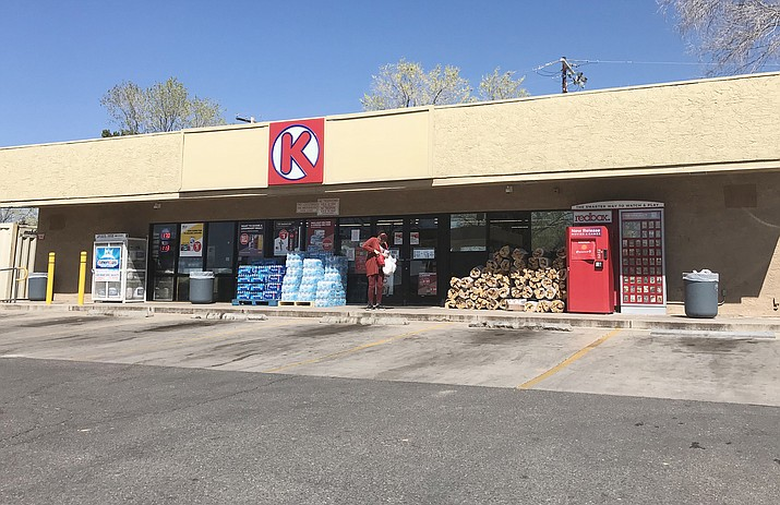 This convenience store in West Sedona featured a sign last week that stated it was closed for cleaning due to an employee testing positive for the COVID-19 virus. Yavapai County District 3 Supervisor Randy Garrison said regardless of how locally centered new pandemic information happens to be, that shouldn't change hand-washing or other health guidelines for prevention. VVN photo/Jason W. Brooks