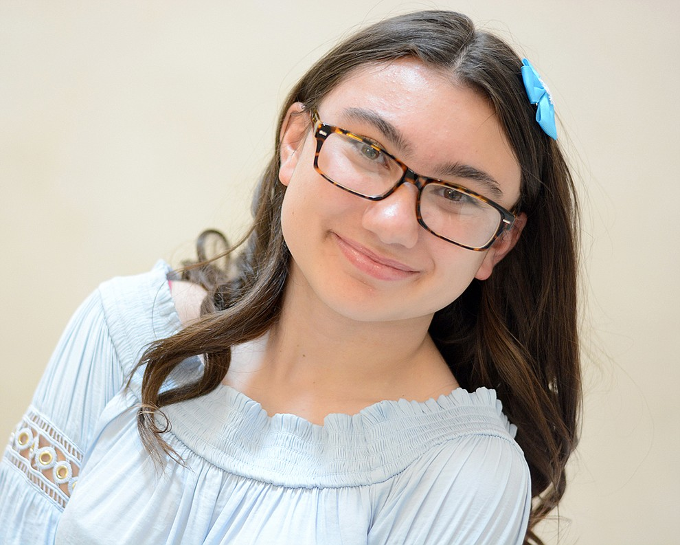 Angelina loves to laugh, be silly and spend time with others. She enjoys listening to music and dancing with her loved ones. She adores all kinds of animals and would love to be in a home that has pets. Angelina spends her free time playing board games and video games. Get to know Angelina at https://www.childrensheartgallery.org/profile/angelina-c, and other adoptable children at the childrensheartgallery.org..