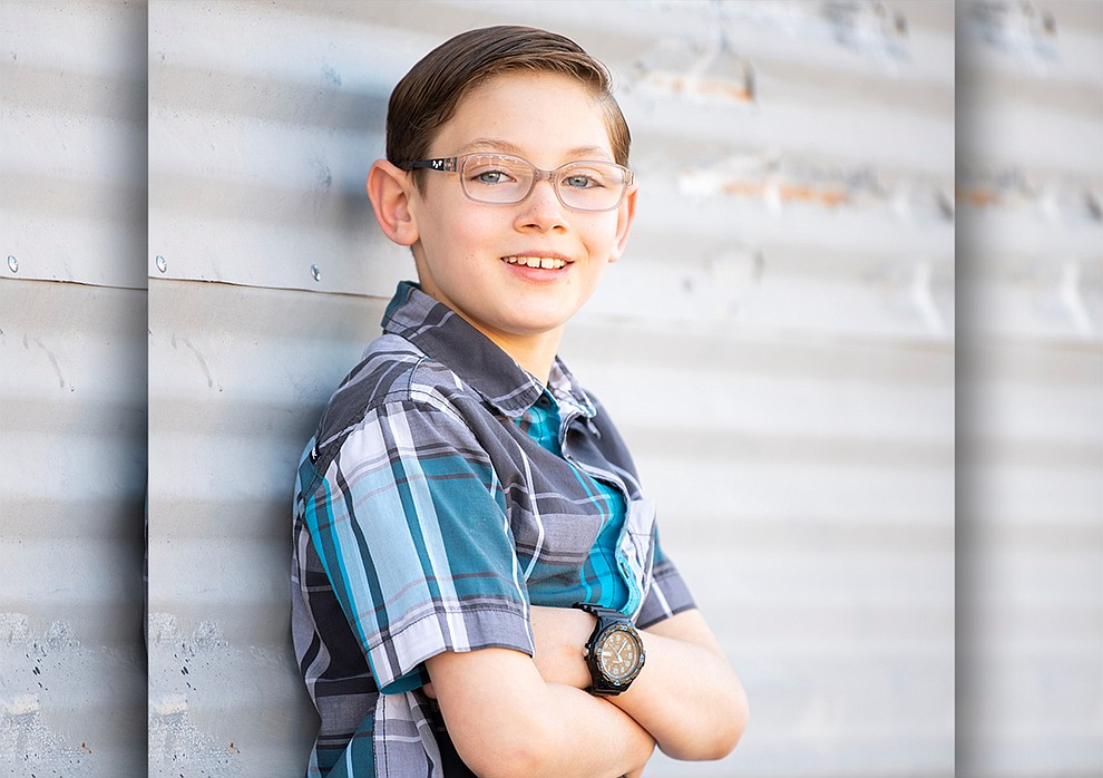 Peyton is fun loving, intelligent and full of energy. Peyton loves to ride his bike, scooter and skateboard. He really enjoys playing video games like Pokémon Go and Fortnite. On top of that, Peyton likes dancing, swimming, running races, trampoline parks and being involved in Cub Scouts. He hopes to be a police officer or in the military when he grows up. Get to know Peyton at https://www.childrensheartgallery.org/profile/peyton, and other adoptable children at the childrensheartgallery.org..
