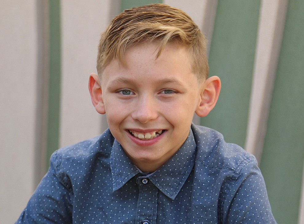 Skylar loves spending time outside as he enjoys swimming and jumping on the trampoline. His favorite sport is basketball and he cannot wait to play in a league. Skylar is a Harry Potter fan and he has watched all of the movies. Get to know Skylar at https://www.childrensheartgallery.org/profile/skylar, and other adoptable children at the childrensheartgallery.org..