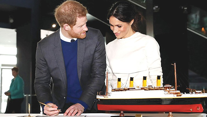 Harry and Meghan start new chapter in life as commoners. (Photo by Northern Ireland Office, cc-sa-by-2.0, https://bit.ly/2t4kCjq)