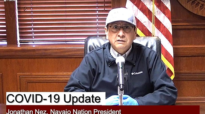 Navajo Nation now at 270 positive cases, four more deaths confirmed