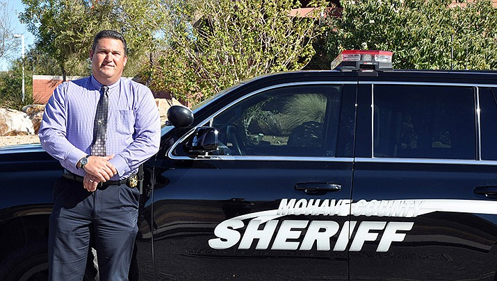 Sheriff Doug Schuster, the top law enforcement officer in Mohave County, says he is very proud of the hard-working men and women assigned to the Patrol Division.  Patrol Division deputies are responsible for handling everyday calls for service while providing high visibility patrols to deter crime. (Miner file photo)