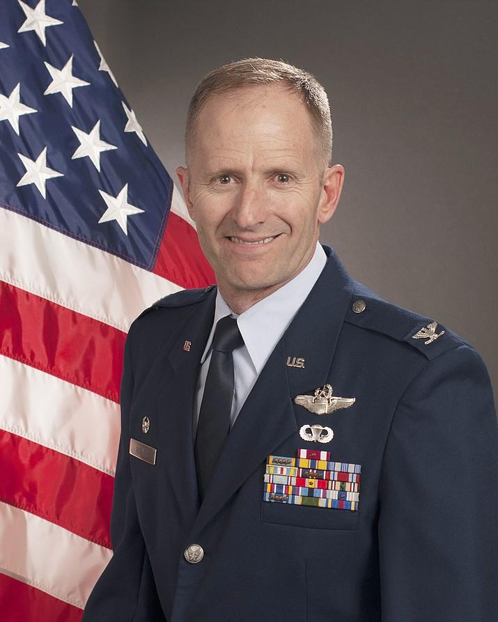 Col. Jeffery L. Butler