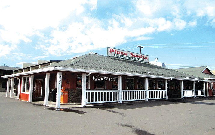 Plaza Bonita Mexican Restaurant is located in Tusayan on Highway 64. (Photo/WGCN)