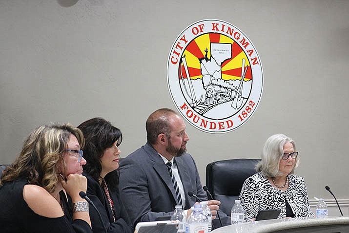 Kingman City Council will meet in special session at 3 p.m. Monday, April 7. (Miner file photo)