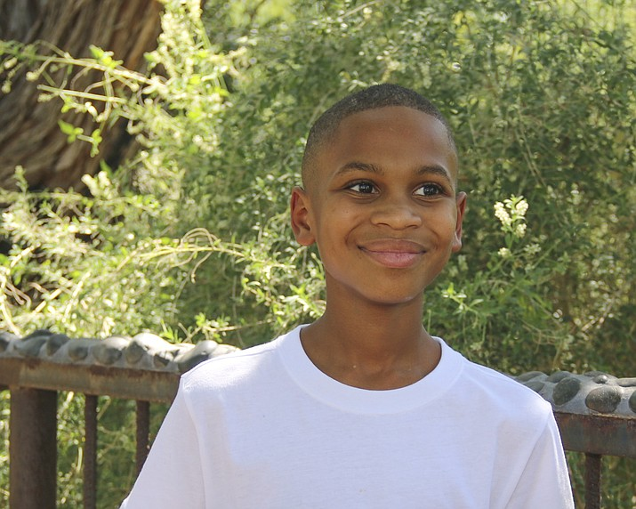 Demetre is a sweet, smart and active little boy. He enjoys playing at the park, spending time with his peers and playing on electronics. (Courtesy)