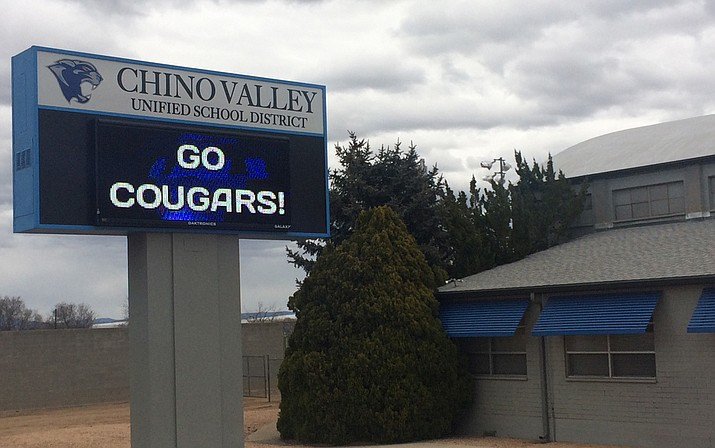 The Chino Valley Unified School District. (Review, file)