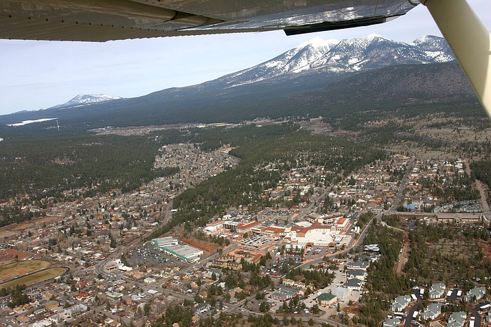 Northern Arizona Health Care recently acquired a fixed wing aircraft in order to transport critical patients from the reservation for treatment at the Flagstaff facility. (Photo/Northern Arizona Health Care)