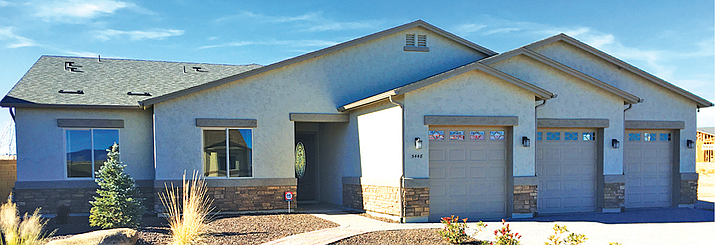 Granville by Universal Homes in Prescott Valley enjoys over 2,200 homeowners moving in over the last 18 years. (Courtesy)