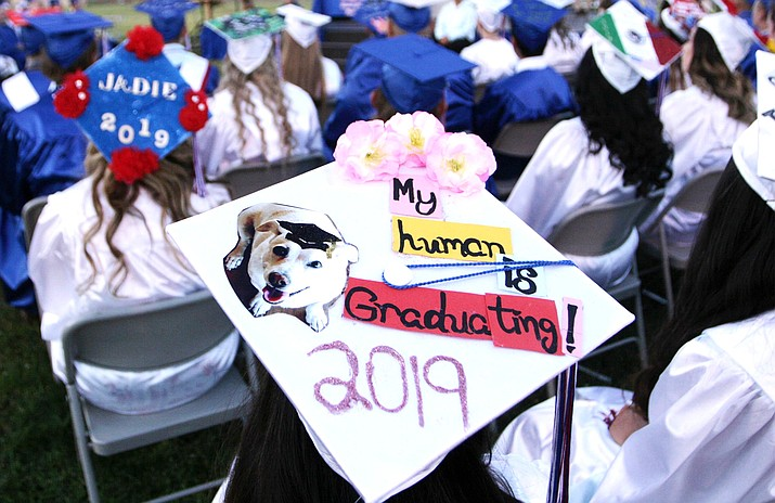 Camp Verde Unified would like to hold a traditional graduation this year, even if it's not until June, Administrator-in-Charge Danny Howe said Monday. VVN/Bill Helm