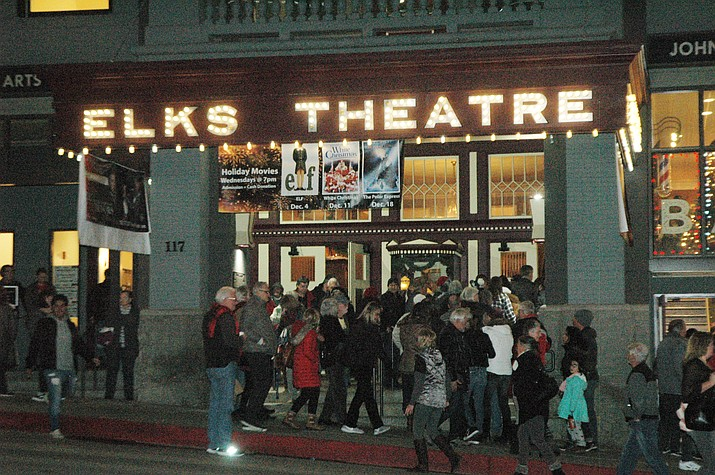 In an announcement released by Colette Greenlee on Friday, the Elks Theatre & Performing Arts Center has postponed three concerts due to the coronavirus pandemic. After the Arts Center was closed indefinitely on March 21, it was inevitable that upcoming shows were soon to be affected. (Courier file photo)