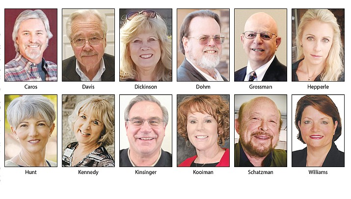 The Prescott Valley general election will be conducted on Nov. 3, if necessary. Any candidate receiving a majority of all votes cast in the primary election will be elected without having to run in the general election.