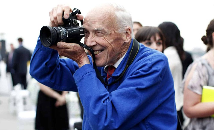 """Variety calls The Times Of Bill Cunningham """"a snapshot of a life that leaves you grateful for having encountered it."""""""