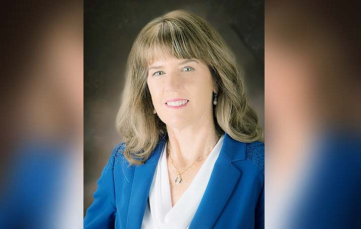 Sheila Polk is the Yavapai County Attorney.