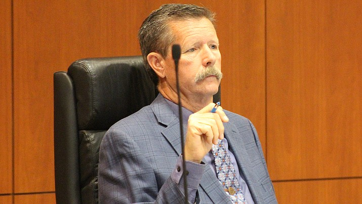 District 5 Supervisor Ron Gould is one of the supervisors calling for reopening of the economy. (Miner file photo)