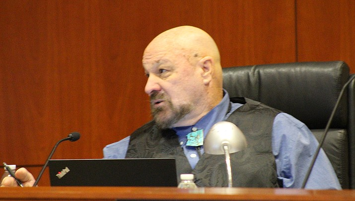 Supervisor Buster Johnson of District 3 is calling for releasing more info on local cases. (Miner file photo)