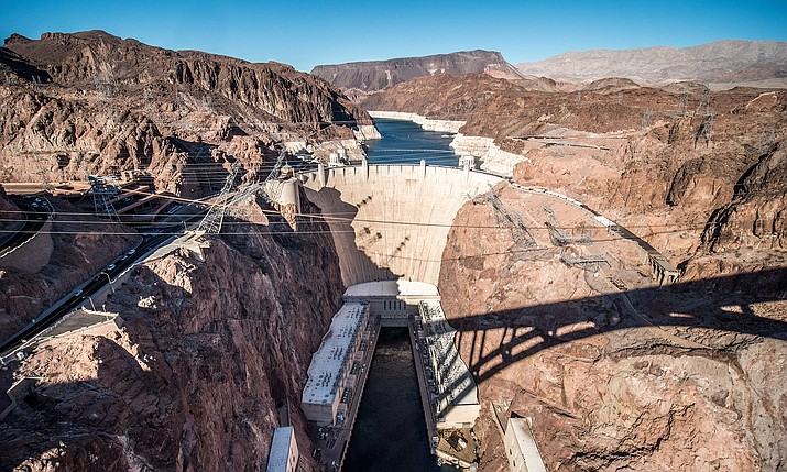 Lake Mead is the largest reservoir on the 1.450-mile Colorado River, which serves millions of people in the Southwest. (Photo by Jordan Evans/Cronkite News)