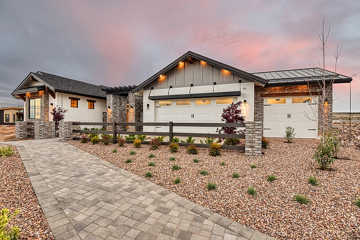 Offering Private, agent-guided tours by appointment Models and Sales Office Located at 4613 E Alma Ln., Prescott Valley. (Courtesy photo)