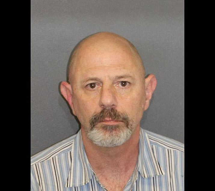 Michael Scott Andrews (Photo courtesy of Mohave County Adult Detention Facility)
