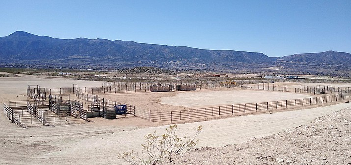 At 5 p.m. Tuesday, May 12, the Camp Verde Arena Association will discuss its grant application for money from US Department of Agriculture's Rural Development. Pictured, the Camp Verde Equestrian Center. Courtesy photo