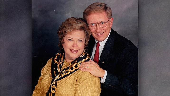 Diane and Richard Nielson were married April 1, 1970. (Courtesy)