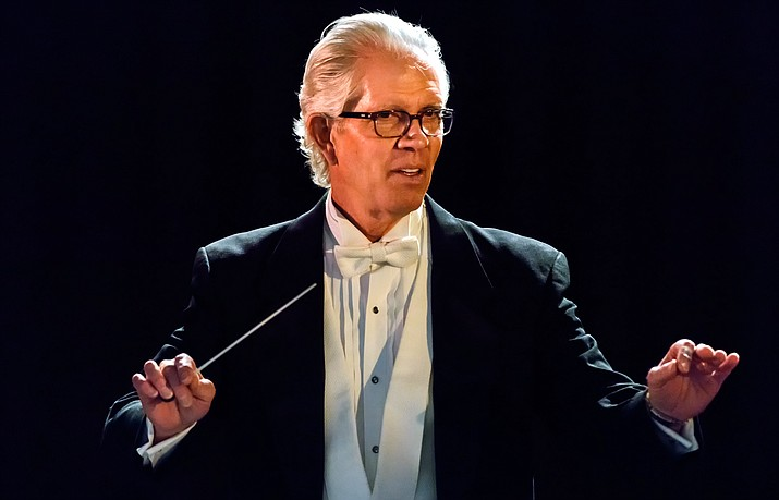 Maestro Kevin Kozacek will return for his fourth season as the Sinfonietta's music director.