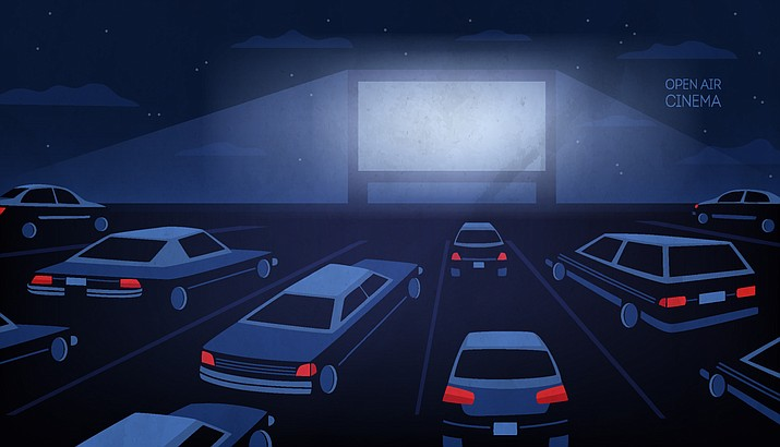 The Town of Prescott Valley is planning a free drive-in movie experience in the parking lot at Findlay Toyota Center, 3201 N. Main St., at around 8 p.m. on May 29 and June 5.