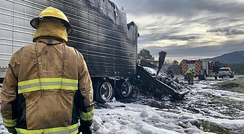 Answering the call: Williams Fire seeks volunteers to fill ranks photo