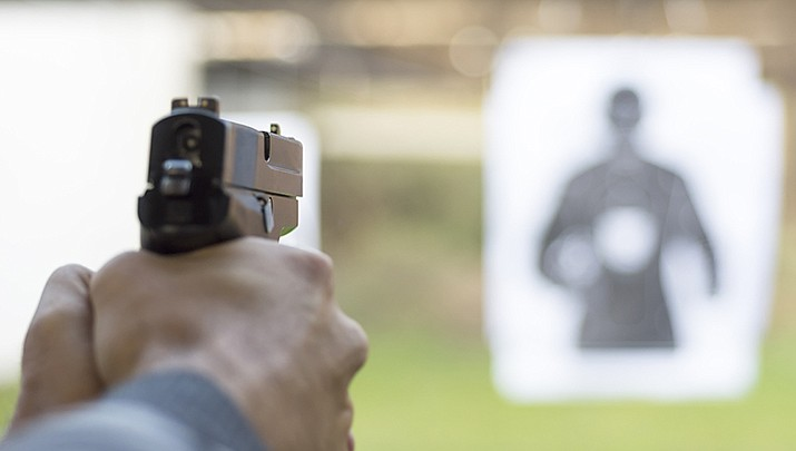 From 5 p.m. May 6 until July 31, or until rescinded, recreational shooting is prohibited in the Coronado, Prescott, and Tonto National Forests due to current conditions. (Courier stock art)
