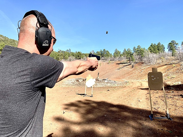 Effective May 6, the U.S. Forest Service has enacted shooting restrictions on the Coronado, Tonto and Prescott National Forests. Violating the restriction may result in an appearance in federal court, fines, or other penalties. (Loretta McKenney/WGCN)
