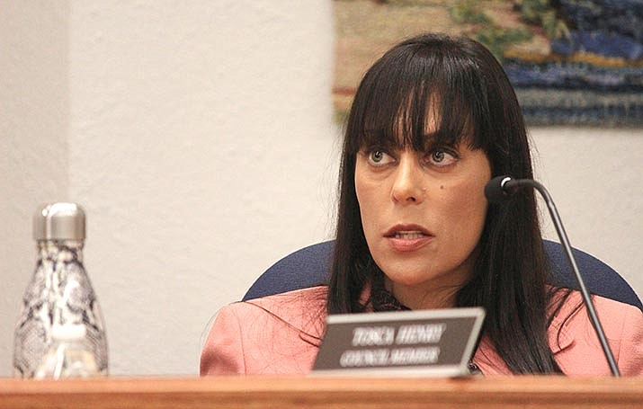 The Cottonwood Council didn't unanimously back City Manager Ron Corbin's recent labor decisions made to adjust for COVID-19 sales and bed tax revenue loss. Councilor Tosca Henry said Corbin should have brought such wholesale personnel decisions to the Council. The council is set to hold a budget hearing Thursday, May 21. File photo