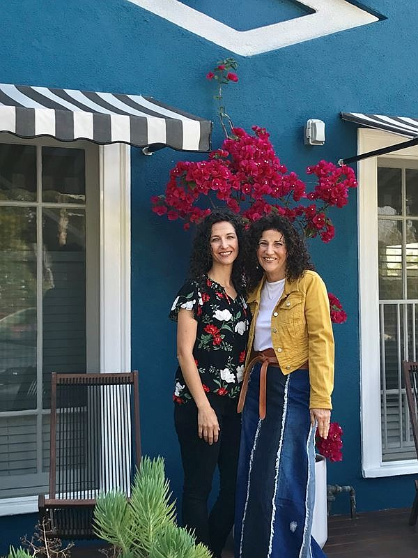 Nikki Brunner and her mother, Linda, have won the 2020 Mother/Daughter Look-Alike Contest, sponsored by  Raskins Jewelers and The Daily Courier. This is their photo entry. (Courtesy)