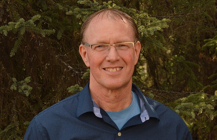 John Pothast of Soldotna, Alaska, was selected on April 30 from a field of 18 applicants to be the new Humboldt Unified School District superintendent. (Courtesy)